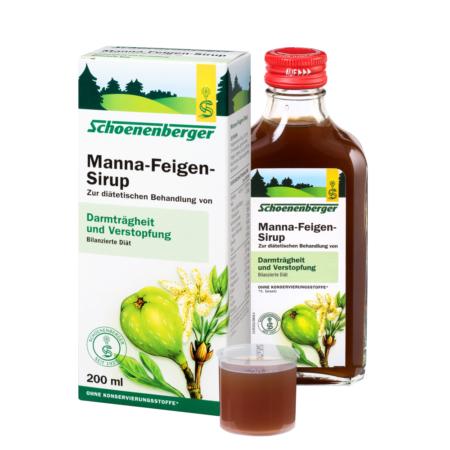 Schoenenberger Manna-Feigen-Sirup