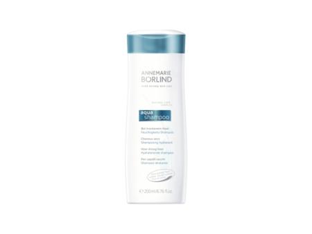 ANNEMARIE BÖRLIND SEIDE NATURAL HAIR CARE Feuchtigkeits-Shampoo