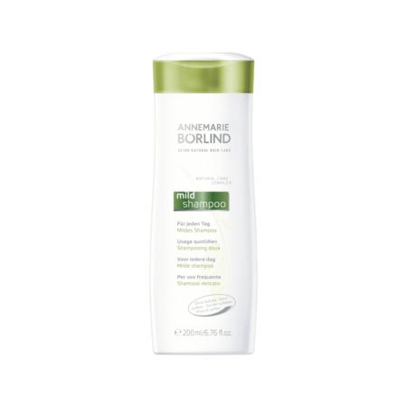 ANNEMARIE BÖRLIND SEIDE NATURAL HAIR CARE Mildes Shampoo