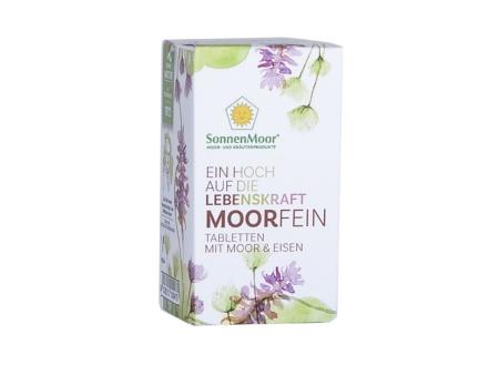 SonnenMoor MoorFein Tabletten (30 Stück)