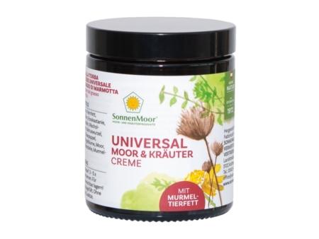 SonnenMoor Universal Moor & Kräuter Creme mit Murmeltierfett