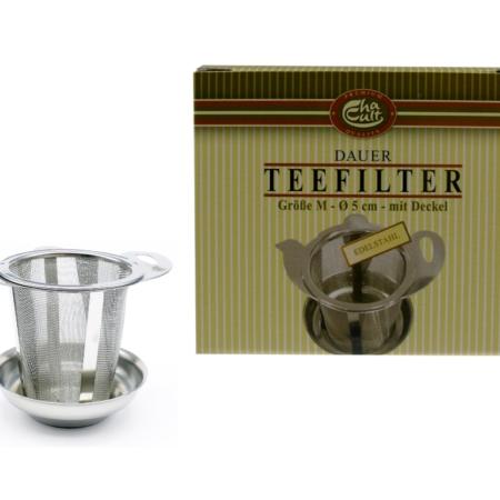 Tee-Dauerfilter
