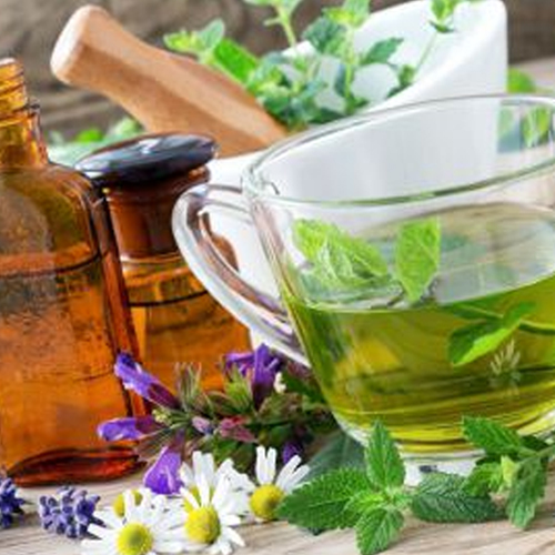 Tee, Kräuter und Gewürze