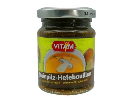 Vitam Steinpilz-Hefebouillon