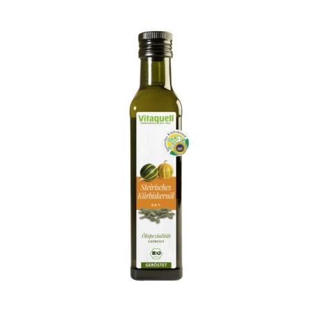 Vitaquell Bio Steirisches Kürbiskernöl (250ml)