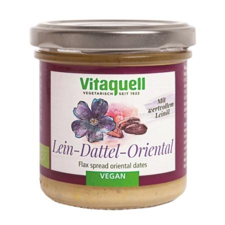 Vitaquell Lein-Dattel-Oriental bio