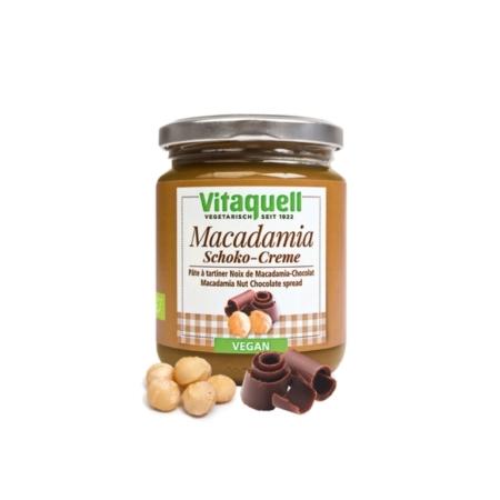 Vitaquell Macadamia Nuss-Creme bio