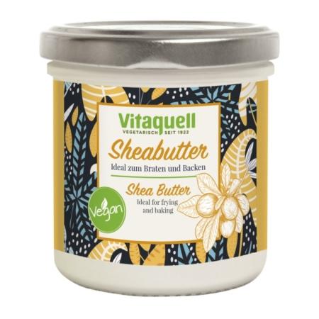 Vitaquell Sheabutter bio