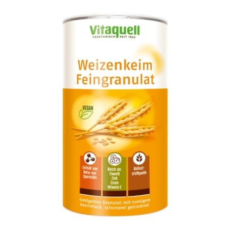 Vitaquell Weizenkeim Feingranulat