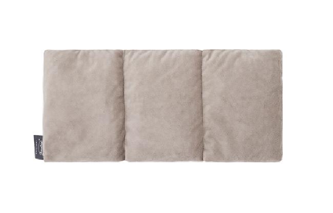 fashy Wärmekissen mit Kirschkernfüllung 38 x 17 cm
