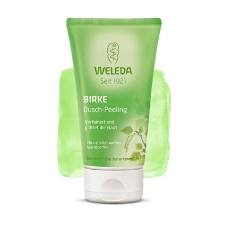 Weleda Birken Dusch Peeling