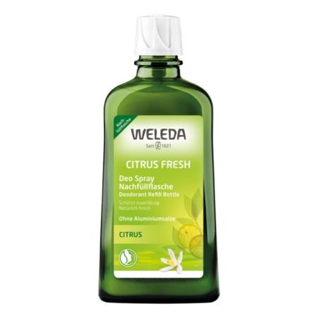 Weleda Citrus Deodorant 24h