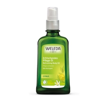 Weleda Citrus Erfrischendes Pflege-Öl