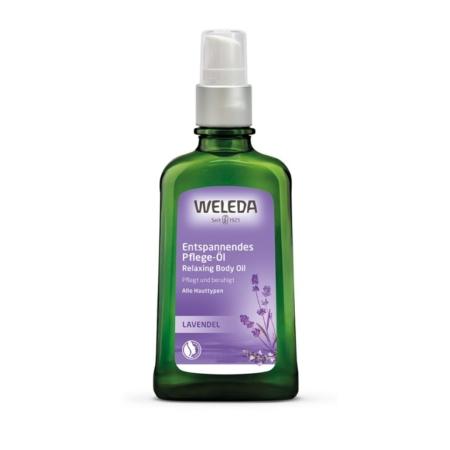 Weleda Entspannendes Pflege-Öl Lavendel