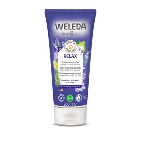 Weleda Relax Aroma-Cremedusche (200ml)