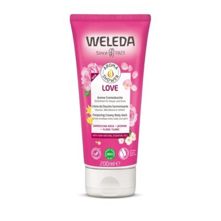 Weleda Love Aroma-Cremedusche (200ml)