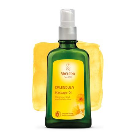 Weleda Calendula Massage-Öl