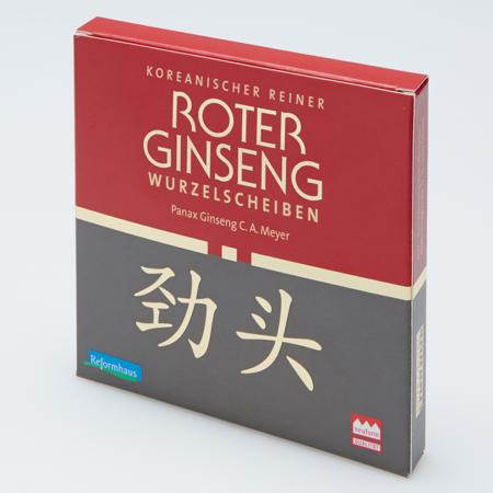 KGV Koreanischer Reiner Roter Ginseng Wurzelscheiben