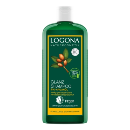 Logona Glanz Conditioner Bio-Arganöl
